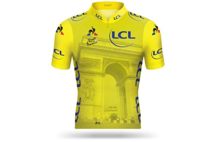 Cheapest Kids Yellow Jersey TDF 2019