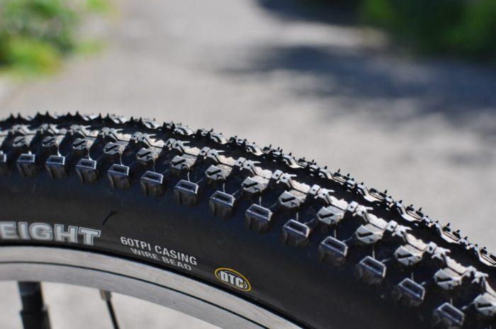 Hoy Bonaly 20 - Kenda Small Block 8 tyres
