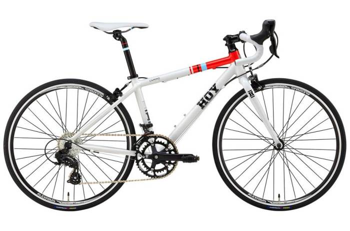 Hoy Cammo kids road bike is being discontinued