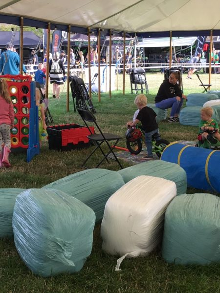 Space for younger kids at Ard Rock 2018