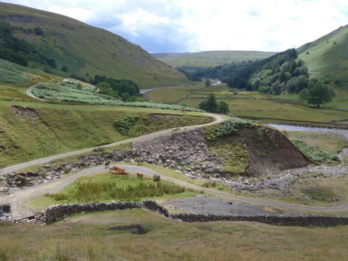 Swale Trail Yorkshire Dales - Keld to Gunnerside