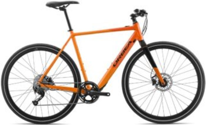 Orbea Gain F40 ebike - an electric road bike that looks like a normal bike