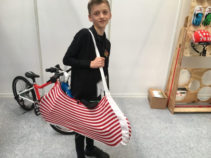 Balance Bike carry bag by Woom