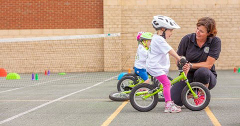 Balanceability training for schools
