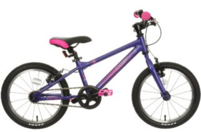 Carrera Cosmos 16 - bike for a 6 year old girl