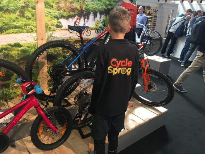 Cube's new ebikes and mountain bike