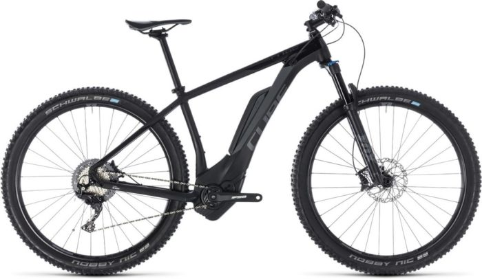 Cube Reaction Hybrid EXC500 - Black Friday discounts on electric MTBs