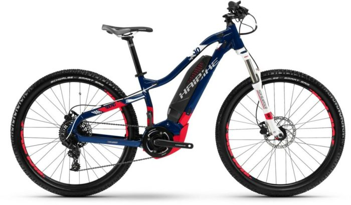 Haibike womens electric mountain bike black friday deals