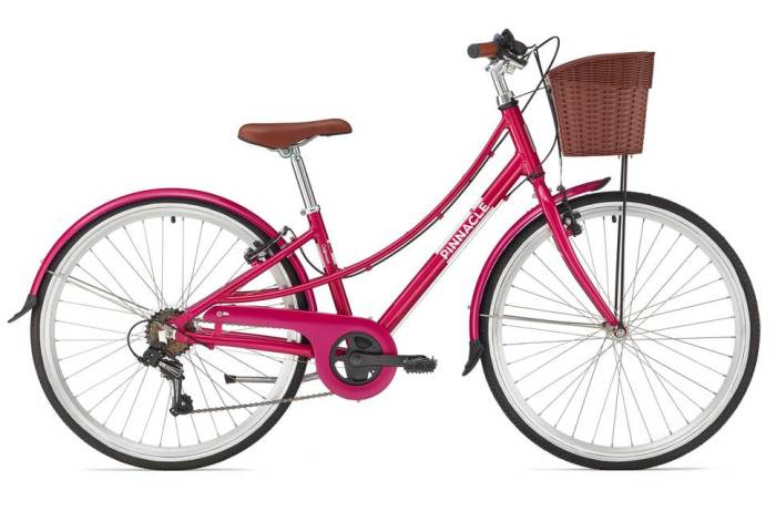 Pinnacle Californium girls bike with Black Friday Evans Cycles promo code