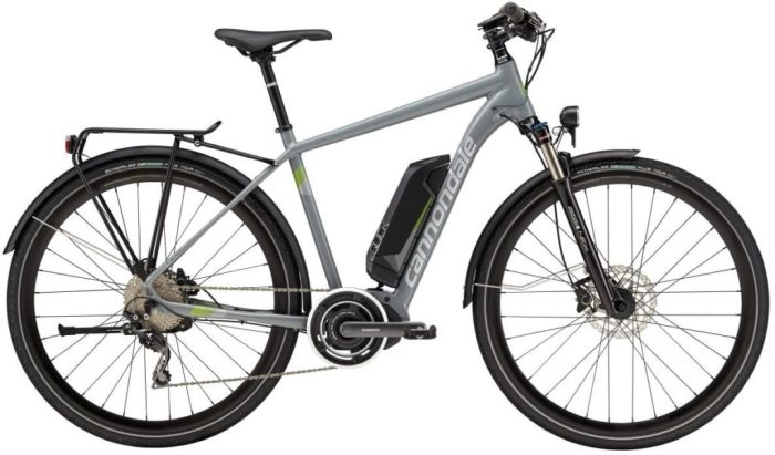 Cannondale Quick Neo Hybrid ebike - REDUCED IN THE BOXING DAY SALES ON EBIKES