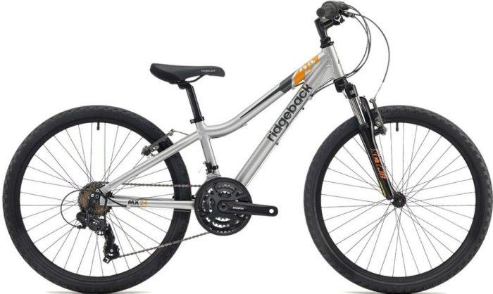 Ridegeback MX24 childs MTB Black Friday deals on kids mountain bikes