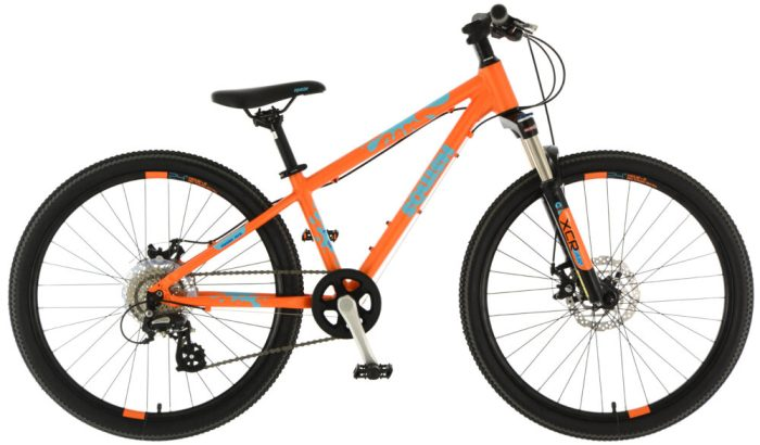 "The new 24"" wheel Squish kids mountain bike"
