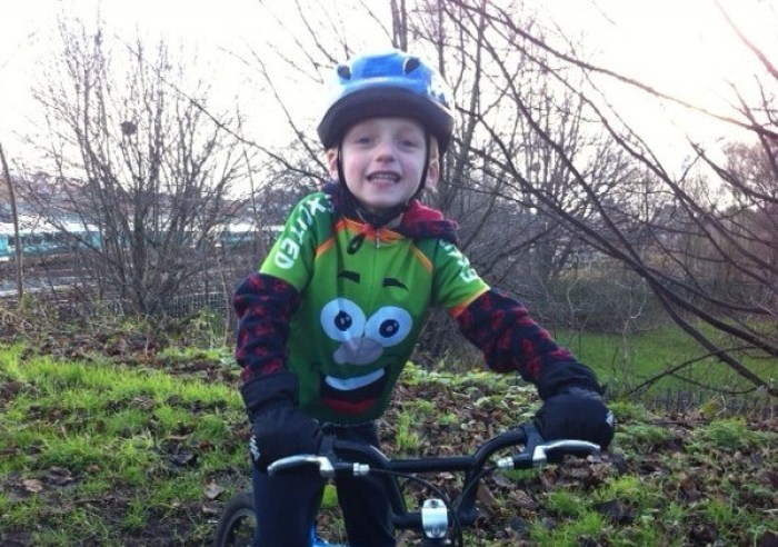 Family Cycling Safety for Winter