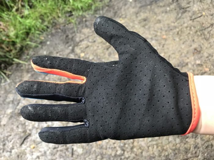Palm of the Cube Junior cycling glove