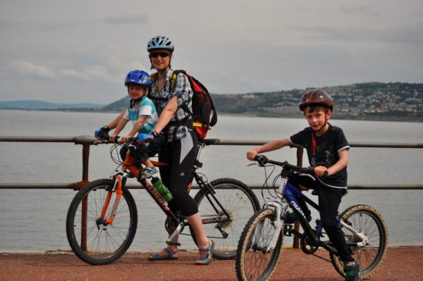 Karen Gee - Cycle Sprog - Family Cycling Website - Presenter, Speaker and Writer