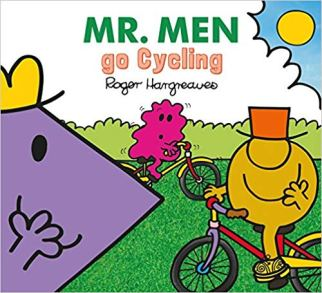 Mr Men Go Cycling - a children's book about cycling