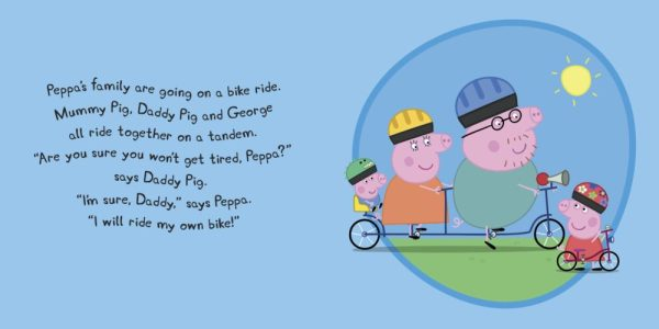 Peppa Pig's Big Bike Race
