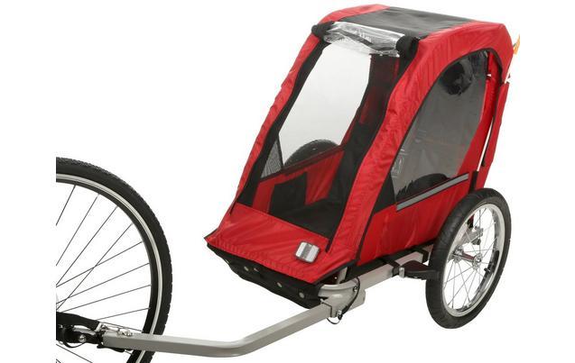 Halfords Single Seat Bike trailer