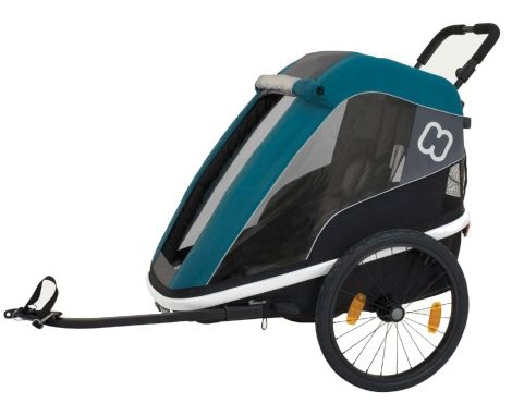 Hamax Avenida Single seat cheap kids bike trailer