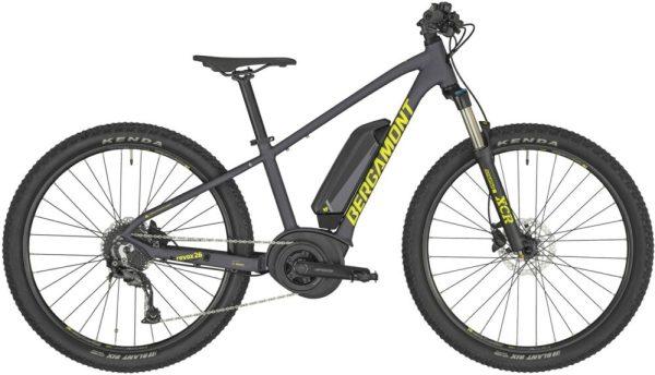 Bergamont E-Revoux 26 inch wheel kids ebike in black friday discounts
