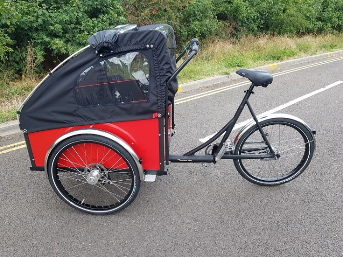 Which is best - 2 or 3 wheeled cargo bikes