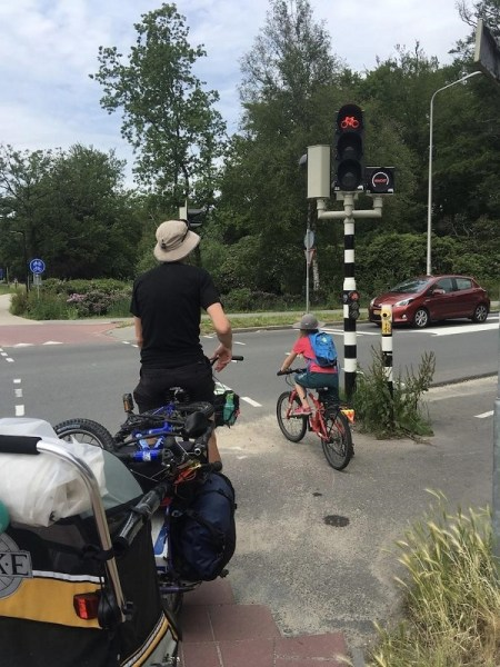 Family cycling holiday to The Netherlands