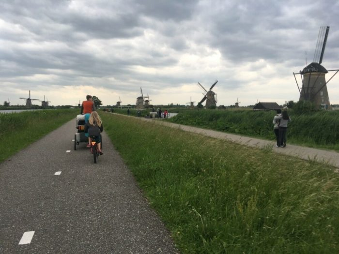 How to plan a family cycling holiday to The Netherlands