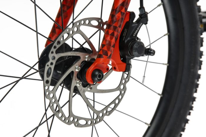 Black Mountain HUTTO optional disc brake