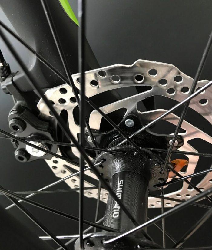 Squish MTB 26 front disc brake