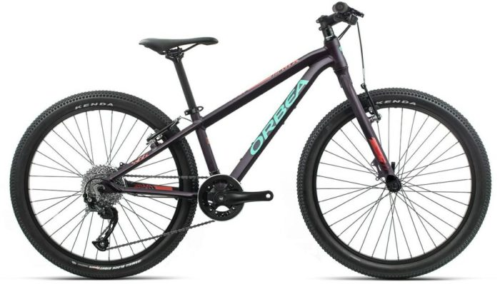 Orbea MX24 Team in Purple