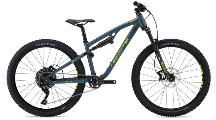 Whyte T-120 youth full suspension mountain bike