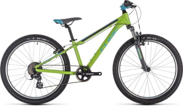 Cube Acid 240 kids mountain bike in black friday sales