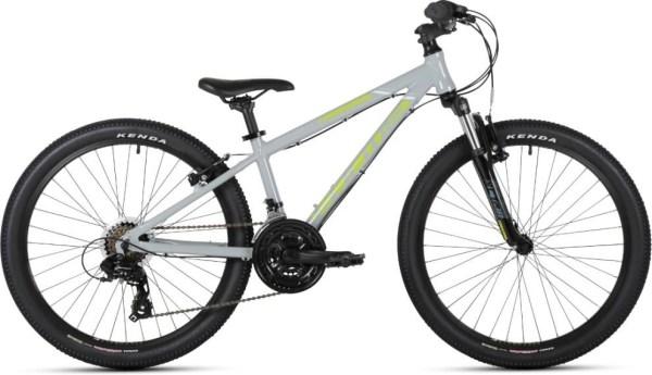 Forme Sterndale MX24 kids mountain bike in silver