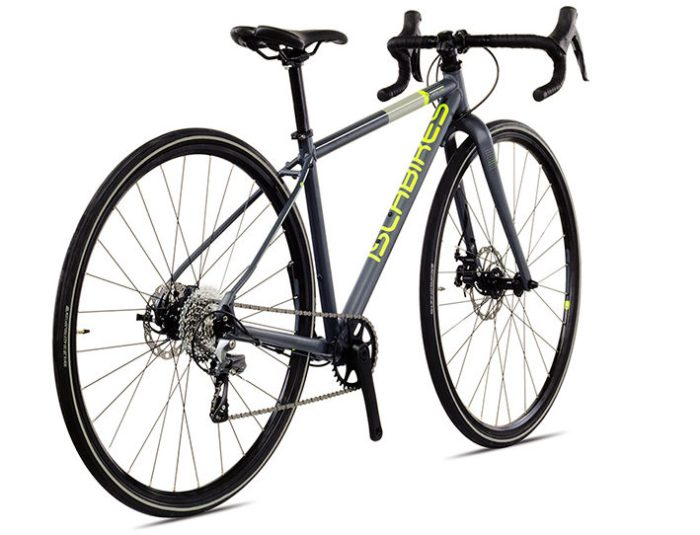 Islabikes Luath 700 Small Charcoal