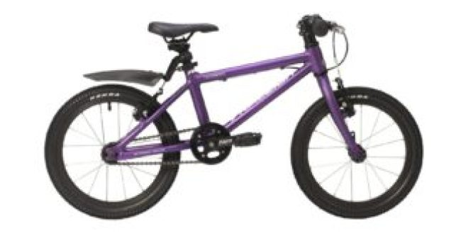 Raleigh Performance 16 2020 Purple kids bike