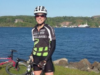 Jane Reedy Pedal to the Peaks