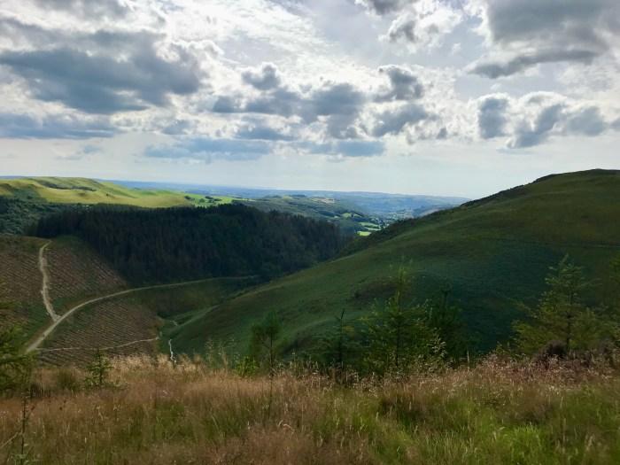 Stunning Welsh scenery