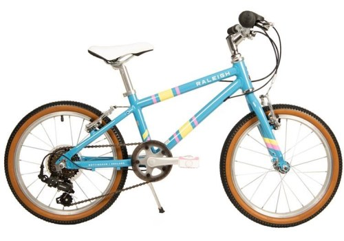 Raleigh Pop 18 Kids Bike for a 5 year old
