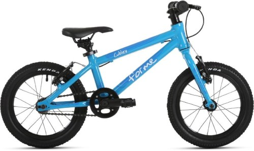 "Forme Cubley 14"" kids bike for a 3 year old"