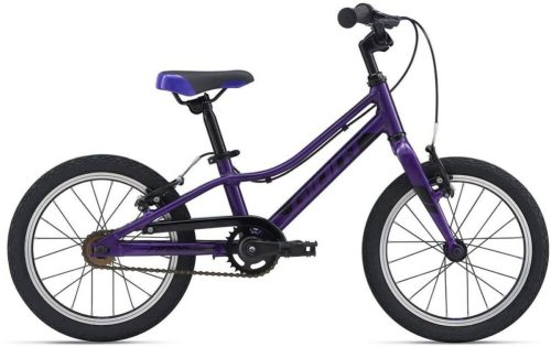 Giant ARX 16 Purple - best bike for a 4 year old