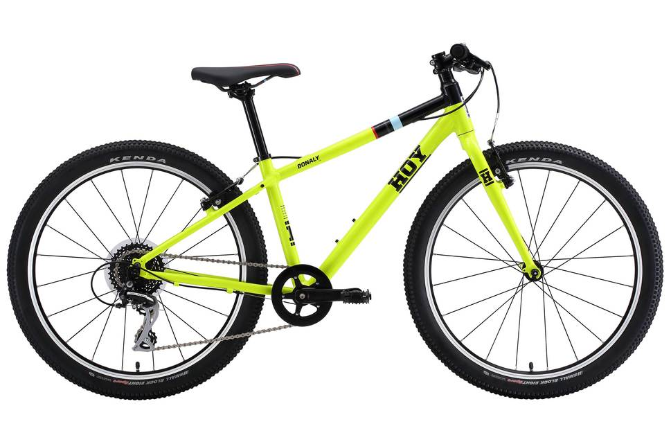 "Hoy Bonaly 24 2020 - one of the best 24"" wheel kids bikes"