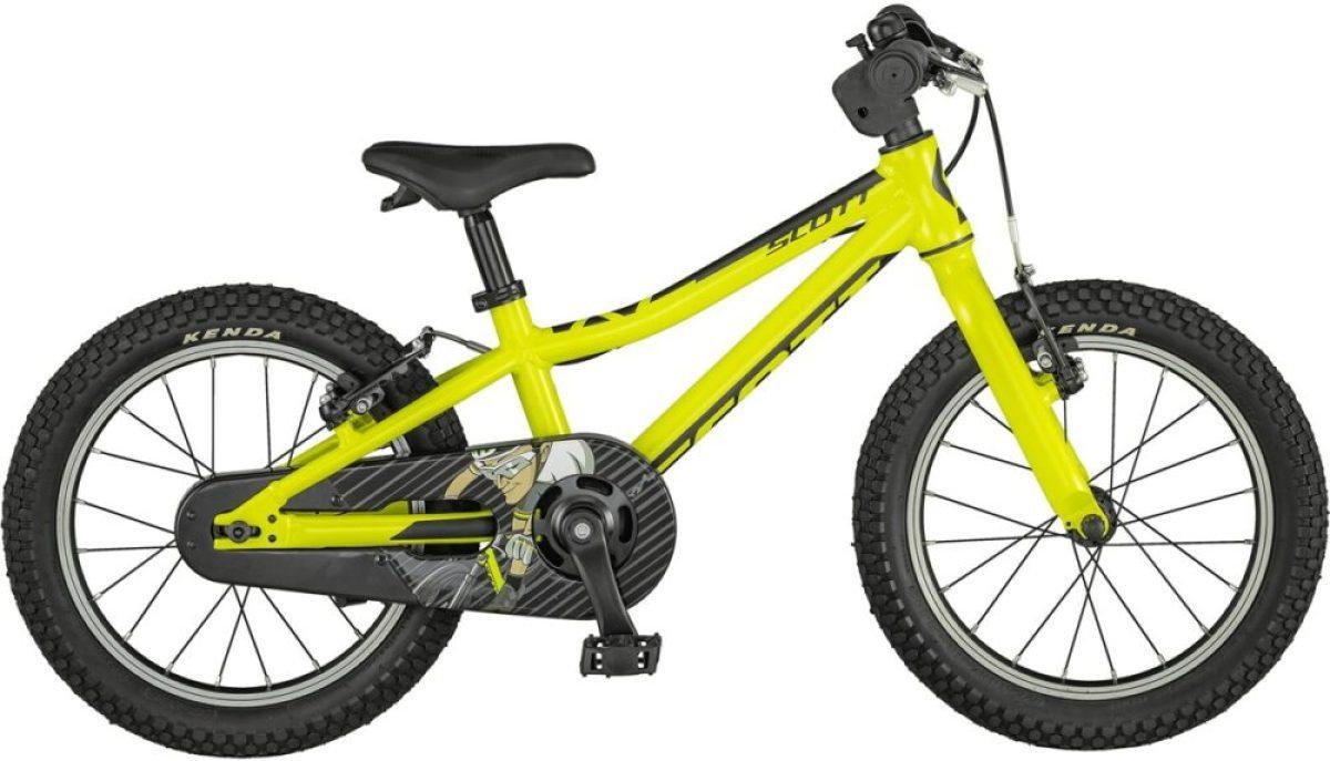 Scott Scale 16 inch wheel kids bike for 4 year old