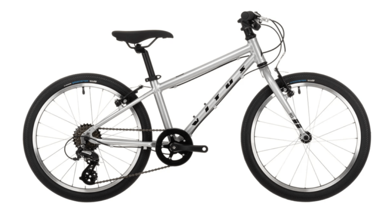 "Vitus 20 - a first geared bike with 20"" wheels for a 7 year old child"