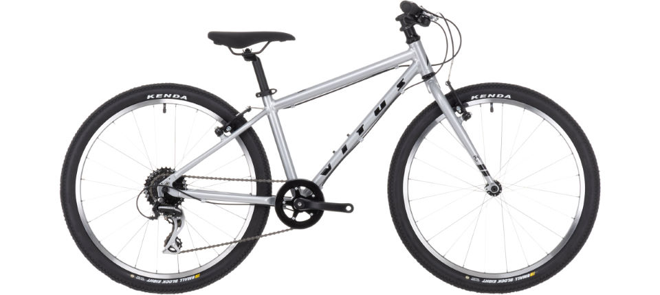 "Vitus 24 - a lightweigh, cheap 24"" wheel kids bike for a 9 year old"