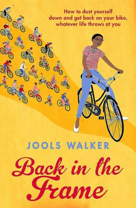 Jools Walker book Back in the Frame