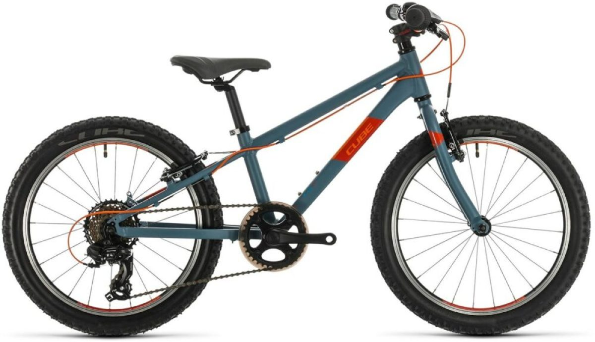 "Cube Acid 200 kids bike - a great choice 20"" wheel bike for a 7 year old"