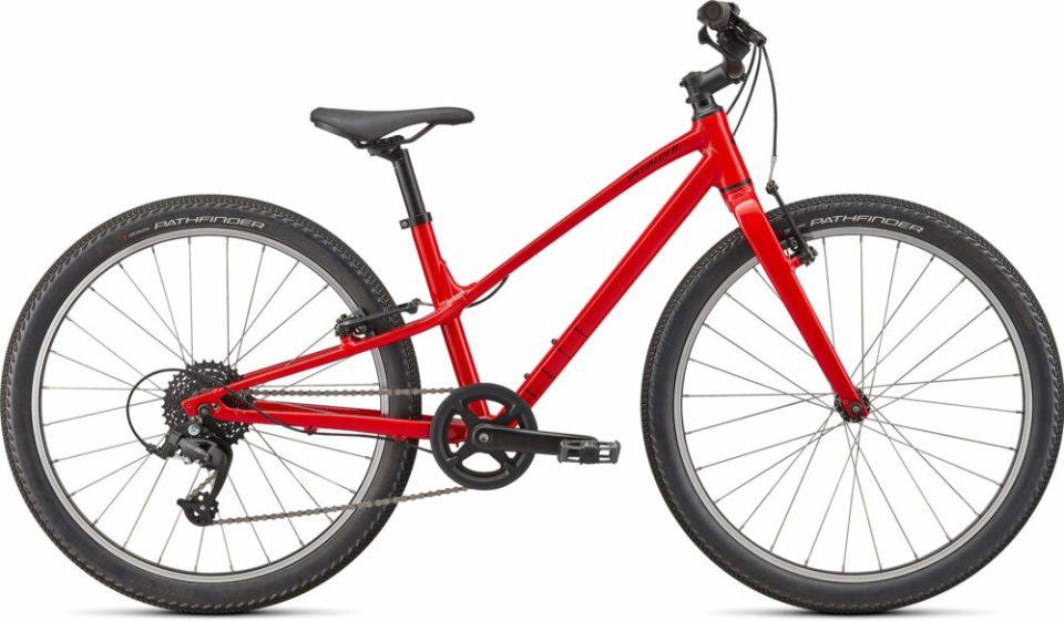 Specialized Jett 24 kids bike in red colour