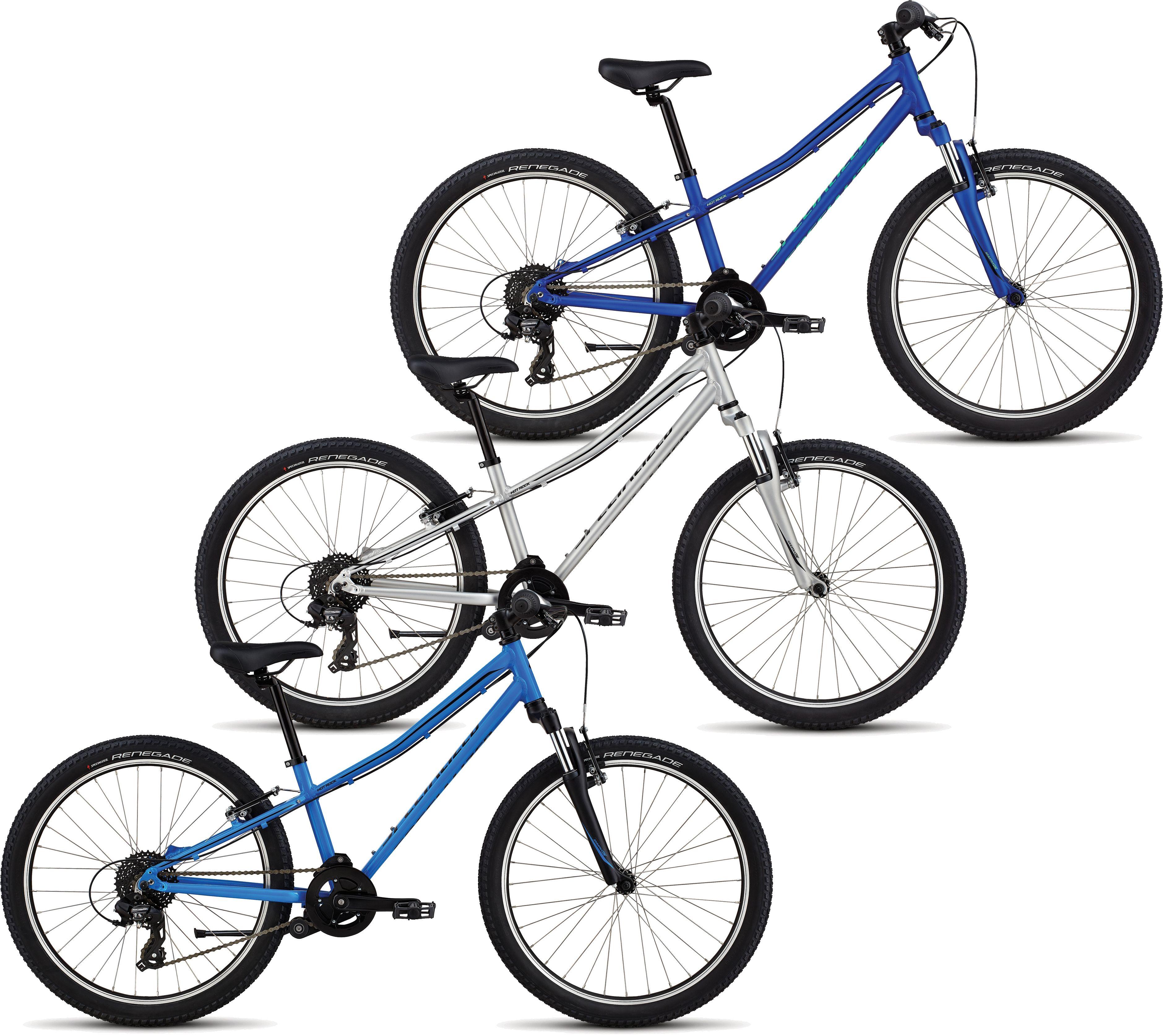 Specialized Hotrock 24 8 Speed Kids Bike