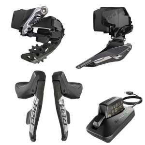 SRAM Red eTap AXS 2X D1 Electronic Road Groupset 2x12-fach