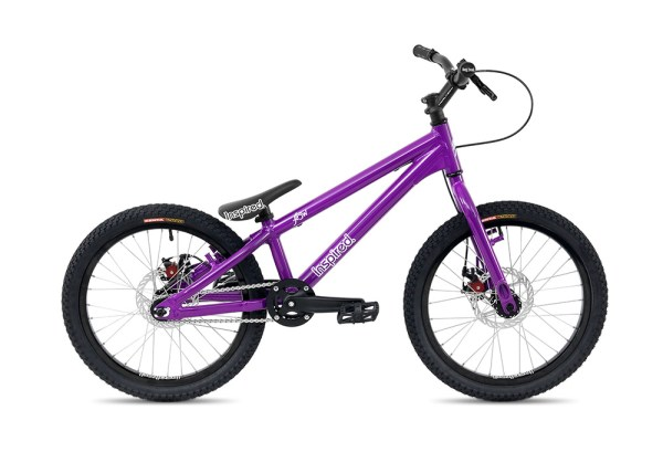 "Inspired Flow 20"" Bike Purple"